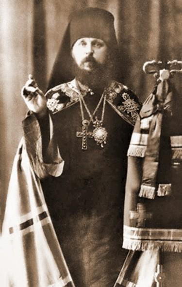 Священноисповедник Виктор (Островидов), епископ Глазовский, викарий Вятской епархии (1875-1934). После многократных арестов, пребывания в тюрьмах и лагерях, умер в ссылке в селе Нерица 2 мая 1934 года.
