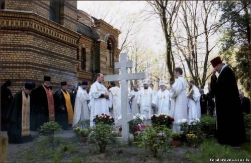 65 лет со дня смерти незабвенного Владыки. Вечная память Патриаршему Экзарху Прибалтики Митрополиту Сергию (Воскресенскому)