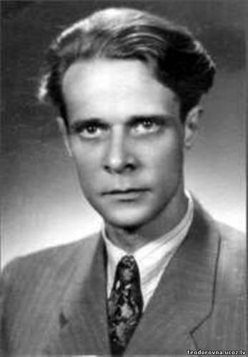 Иерей Георгий Радецкий, около 1958 г.