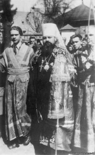 Митрополит Сергий (Воскресенский)