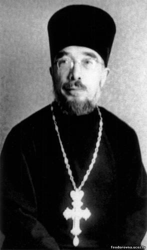 Протоиерей Георгий Тайлов