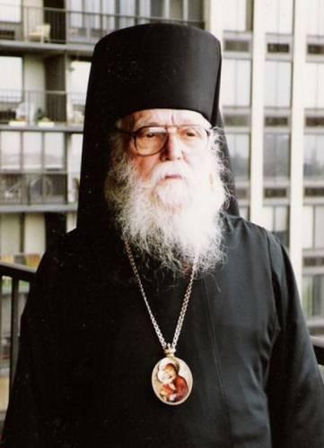 Епископ Буэнос-Айресский Иоанн (Легкий). Фото 1990 г.