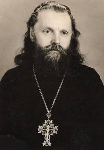Протоиерей Иоанн Лёгкий. Фото 1959 г.