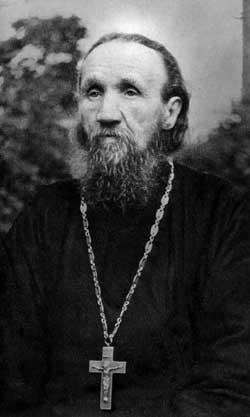 Игумен Кирилл. 1953 г.