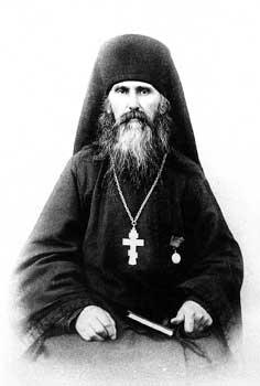 Игумен Маврикий (Баранов, 1839-1918), настоятель Валаамского монастыря